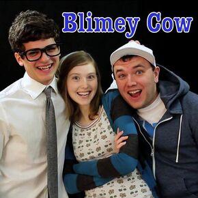 Blimey Cow logo 2012