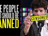 Five People Who Should Be BANNED from the Internet