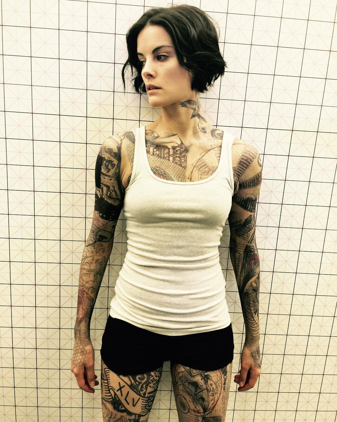 Tattoos Blindspot Wiki Fandom Powered By Wikia