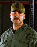 Boss guard marquez portrait