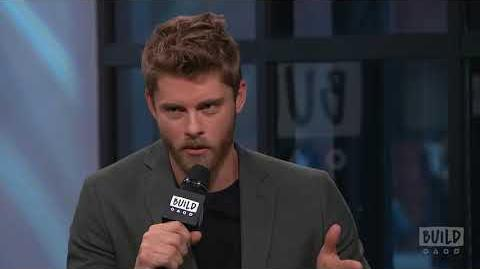 "Luke Mitchell On The NBC Series, ""Blindspot"""