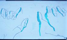 Perseus's hands tat