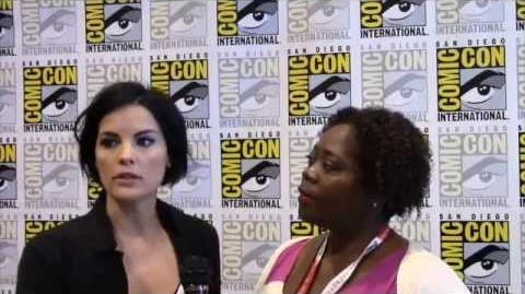 Exclusive Geek Interview Jaimie Alexander about Blindspot
