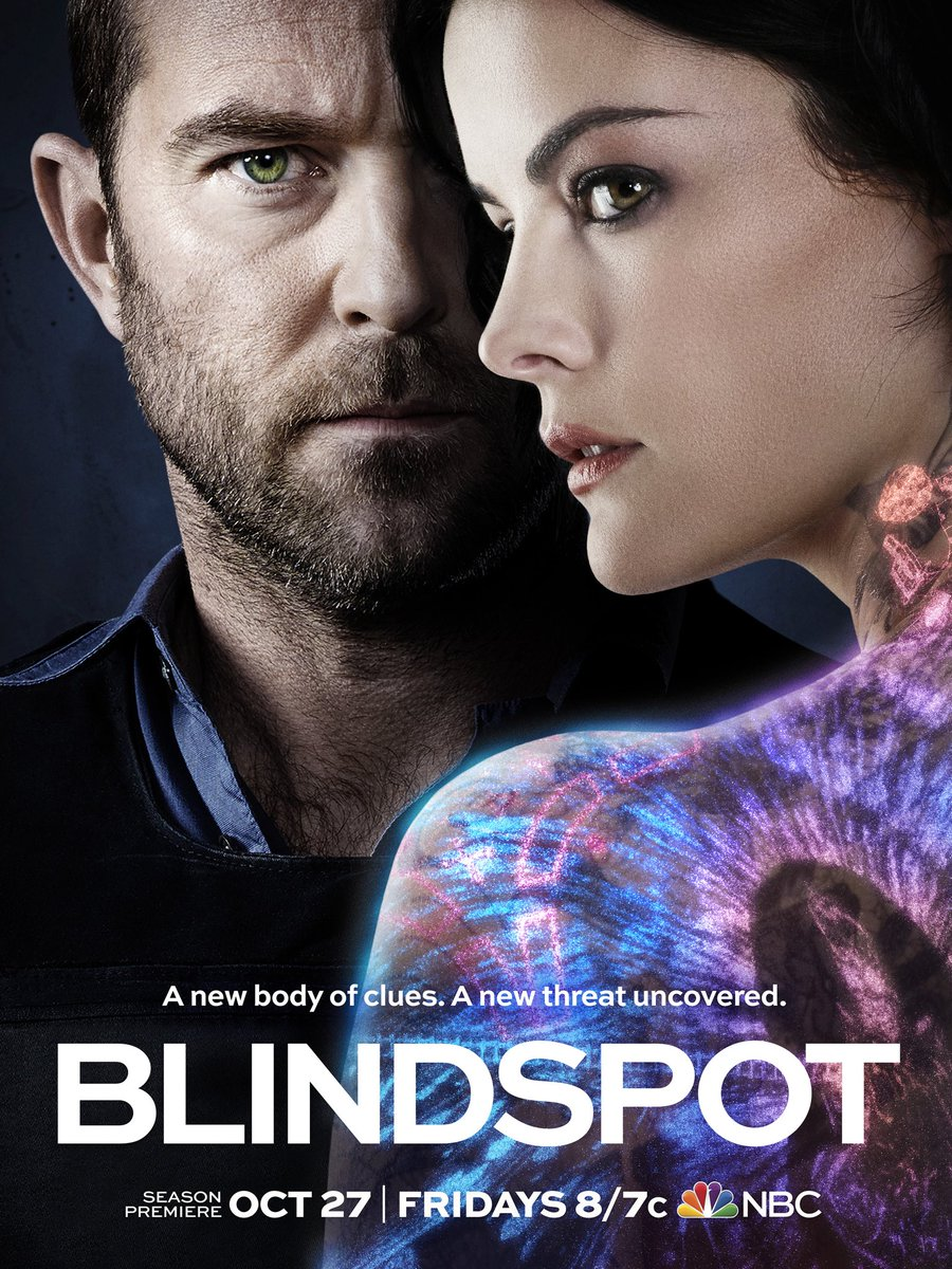 Blind Spot Serie