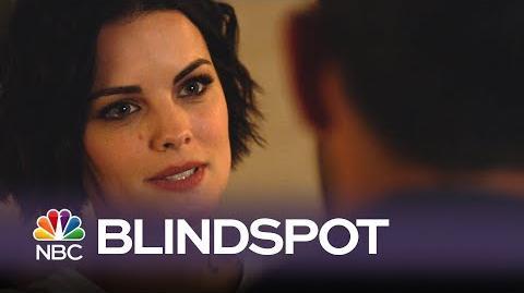 Blindspot - Next Jane Reconnects with an Old Flame (Sneak Peek)