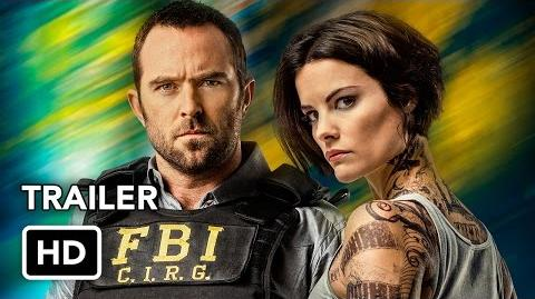 Blindspot Season 2 Comic-Con Trailer (HD)