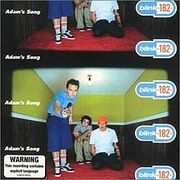 220px-Blink-182 - Adam's Song cover