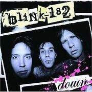 220px-Blink-182 - Down cover