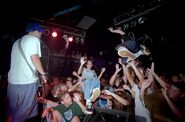 Blink-182 at the Showcase Theater in Corona July 18,1995-2