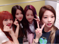BLACKPINK ymfm IG Update 2