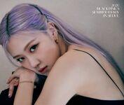 2020 BLACKPINK's Summer Diary in Seoul Rosé