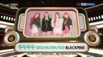 BLACKPINK Music Bank DDDD win 180629