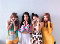 BLACKPINK IG Update 180805 4