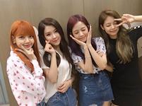 BLACKPINK kbshongkira IG Update