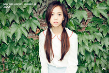New Girl Group Member 3 Jisoo Debut Promo Picture 6