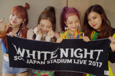 BLACKPINK at Taeyang's White Night Concert Japan Day 2 080817 4