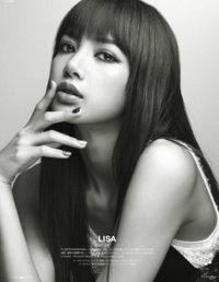 Lisa for GQ Japan December Issue 2017