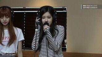 BLACKPINK - 마지막처럼, BLACKPINK - 마지막처럼 정오의 희망곡 김신영입니다 20170726