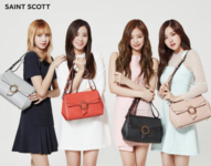 Black Pink for Saint Scott Spring