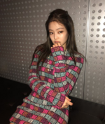 Jennie IG Update 180627 2