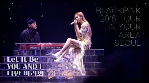 Rose Solo Stage Black Pink Wiki Fandom Powered By Wikia