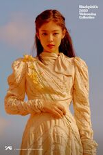Jennie for Blackpink's 2020 Welcoming Collection