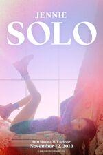 BLACKPINK Jennie 'SOLO' Teaser Image 5