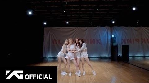 BLACKPINK - 'Don't Know What To Do' DANCE PRACTICE VIDEO (MOVING VER