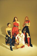 BLACKPINK Kill This Love Promotional Picture 5