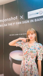 Lisa IG Story Update 180813 2