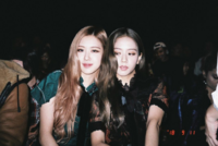 Jisoo IG Update with Rosé 180927 3