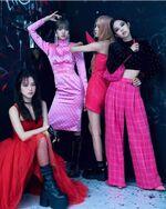 BLACKPINK for Jalouse China September 2019 6