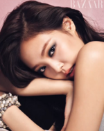 Jennie for Harper's Bazaar Korea 2018 5