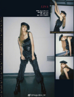 Lisa for Grazia China October Issue 2018