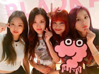 BLACKPINK Japan ZIP Twitter Update