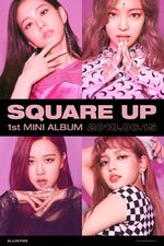 Square Up Promotional Poster 2