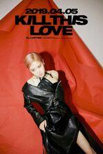 Kill This Love - Rosé Teaser