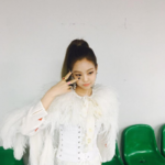 Jennie at the Melon Music Awards
