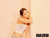 Jennie for Dazed Korea Magazine April 2019 Issue 5