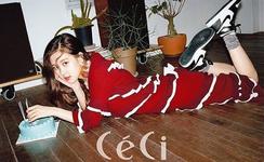 Rosé for Céci Korea December Issue 2017