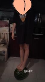 Jennie IG Story Update of Jisoo 180812 3