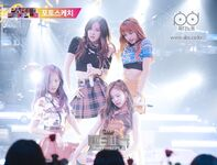BLACKPINK at JYP Party People 3