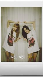 Jisoo IG Story Update with Lisa 180725 5