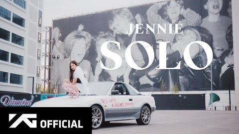 JENNIE - 'SOLO' M V