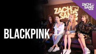 "BLACKPINK Talks ""Kill This Love"", Coachella & How They Formed"