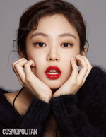 Jennie for Cosmopolitan Korea X Hera Beauty Korea 2019 3
