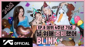 BLACKPINK - '24 365 with BLACKPINK' EP.6