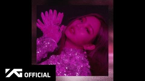 BLACKPINK - 'SQUARE UP' JENNIE MOVING POSTER