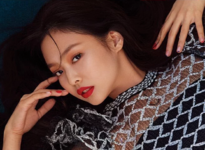 Jennie for Elle Korea Magazine March 2018 6