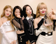 BLACKPINK IG Update 190123 8th Gaon Chart Awards 2019 2